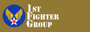 1st Fighter Group Website Logo